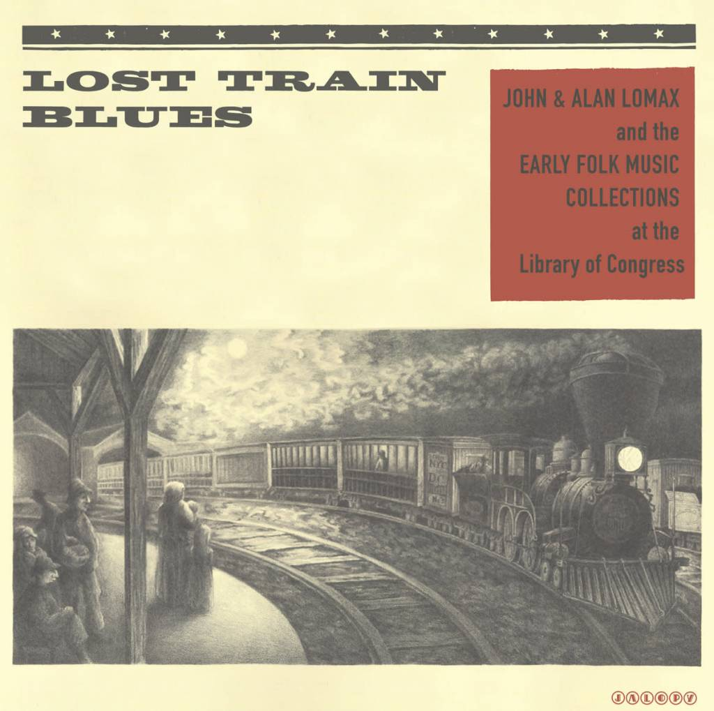 Jalopy Various - Lost Train Blues