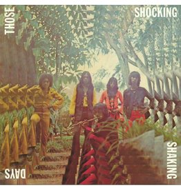 Now-Again Records Various - Those Shocking Shaking Days