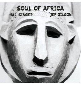 Super-Sonic Jazz Hal Singer & Jef Gilson - Soul Of Africa