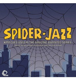 Trunk Records Various - Spider Jazz (Coloured Vinyl)