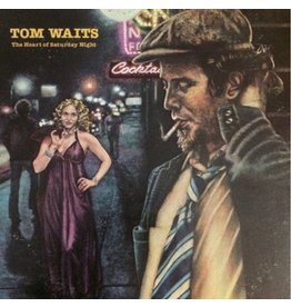 Anti Records Tom Waits - The Heart Of Saturday Night