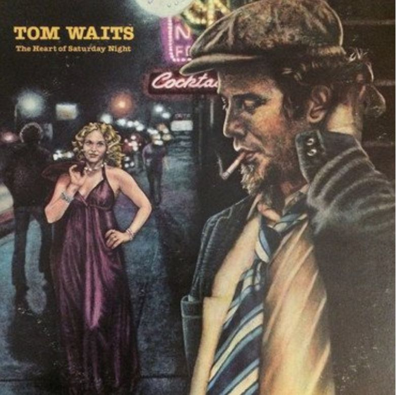 Anti Tom Waits - The Heart Of Saturday Night