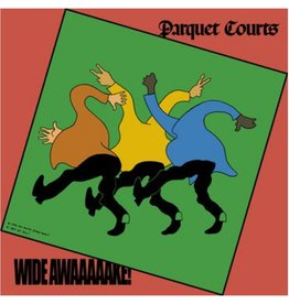 Rough Trade Records Parquet Courts - Wide Awake!