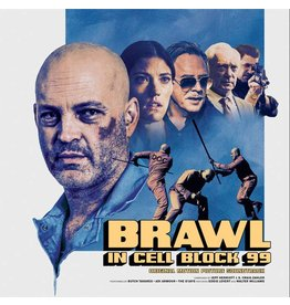 Lakeshore Records Various - Brawl In Cell Block 99 OST (Coloured Vinyl)