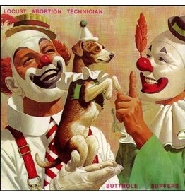 Latino Bugger Veil Butthole Surfers - Locust Abortion Technician