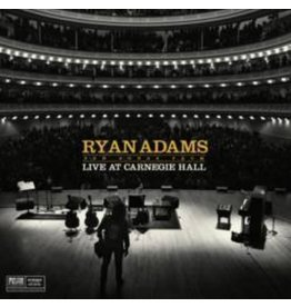 Pax-Am Ryan Adams - Ten Songs From Live At Carnagie Hall