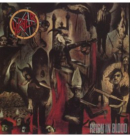 Island Records Slayer - Reign In Blood