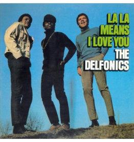 Music On Vinyl The Delfonics - La La Means I Love You