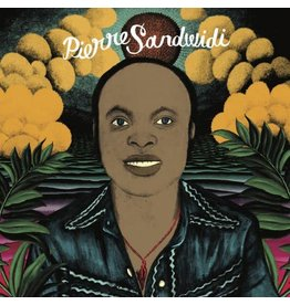 Born Bad Records Pierre Sandwidi - Le Troubadour De La Savane 1976-1980