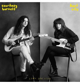 Marathon Artists Courtney Barnett & Kurt Vile - Lotta Sea Lice