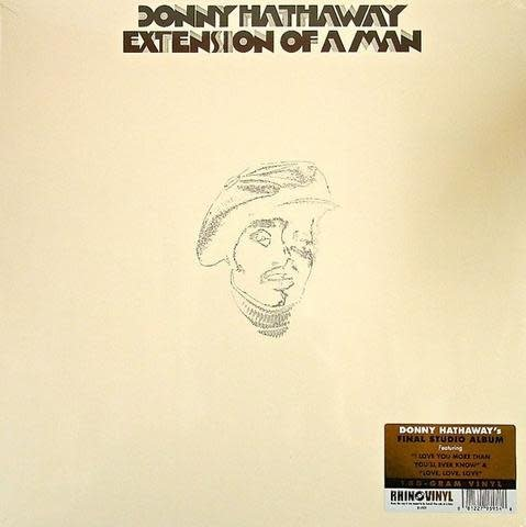 Rhino Records Donny Hathaway - Extension of a Man