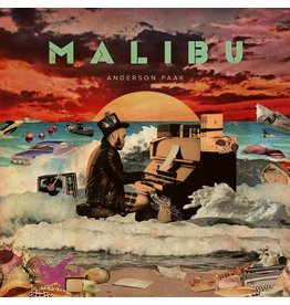 Steel Wool Records Anderson .Paak - Malibu
