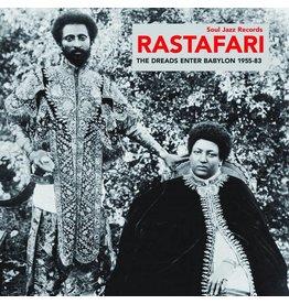 Soul Jazz Records Various - Rastafari: The Dreads Enter Babylon 1955-83