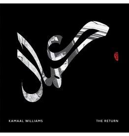 Black Focus Kamaal Williams - The Return (Coloured Vinyl)