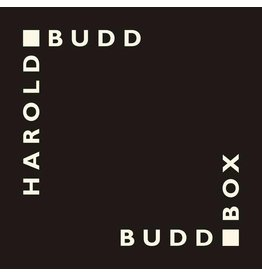 All Saints Records Harold Budd - Budd Box