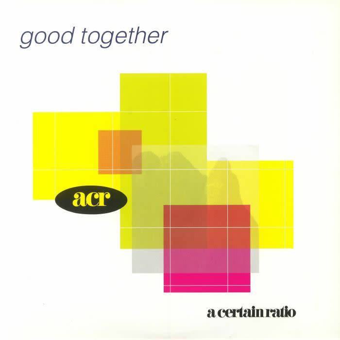 Mute Records A Certain Ratio - Good Together