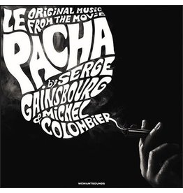 WEWANTSOUNDS Serge Gainsbourg - Le Pacha OST