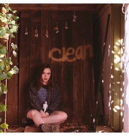 Fat Possum Records Soccer Mommy - Clean (Coloured Vinyl)