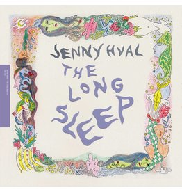Sacred Bones Records Jenny Hval - The Long Sleep (Coloured Vinyl)