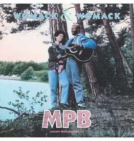 Melodies International Womack & Womack - Missin' Persons Bureau