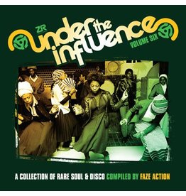 Z Records Various - Under The Influence Vol. 6