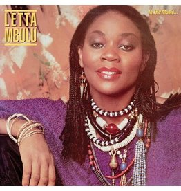 Be With Records Letta Mbulu - In The Music… The Village Never Ends
