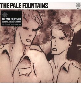 Les Disques du Crepuscule The Pale Fountains - Something On My Mind