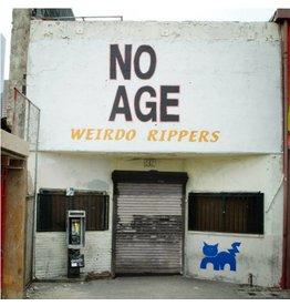 Fat Cat Records No Age - Weirdo Rippers