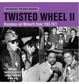 Outta Sight Various - Twisted Wheel 2