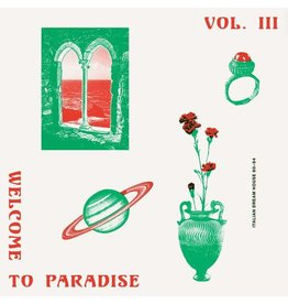 Safe Trip Various - Welcome To Paradise Vol. 3