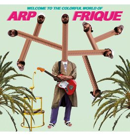 Colorful World Arp Frique - Welcome to the Colorful World of Arp Frique