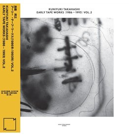 Music From Memory Kuniyuki Takahashi - Early Tape Works Vol. 2