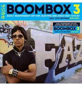 Soul Jazz Records Various - Boombox 3