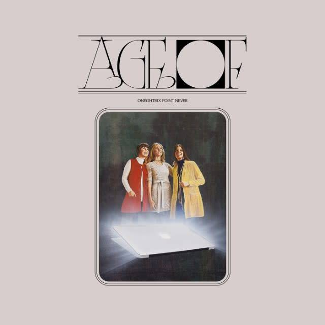 Warp Records Oneohtrix Point Never - Age Of