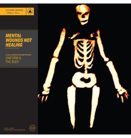 Sacred Bones Records Uniform & The Body - Mental Wounds Not Healing (Coloured Vinyl)
