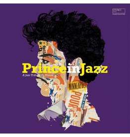 Wagram Music Various - Prince in Jazz