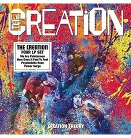 Demon Records The Creation - Creation Theory