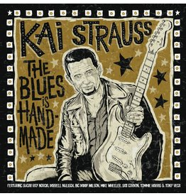 Kai Strauss - The Blues Is Handmade