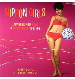 Big Beat Various - Nippon Girls