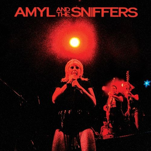 Damaged Goods Records Amyl and the Sniffers - Big Attraction & Giddy Up