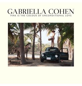 Captured Tracks Gabriella Cohen - Pink Is The Colour of Unconditional Love