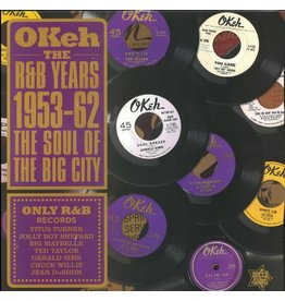 Outta Sight Various - OKeh: The R&B Years 1953-62