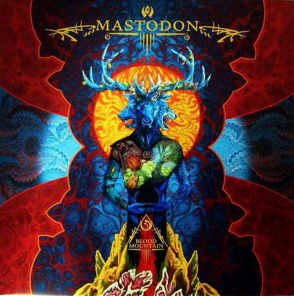 Reprise Records Mastodon - Blood Mountain