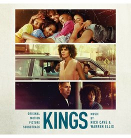 Milan Nick Cave & Warren Ellis - Kings OST