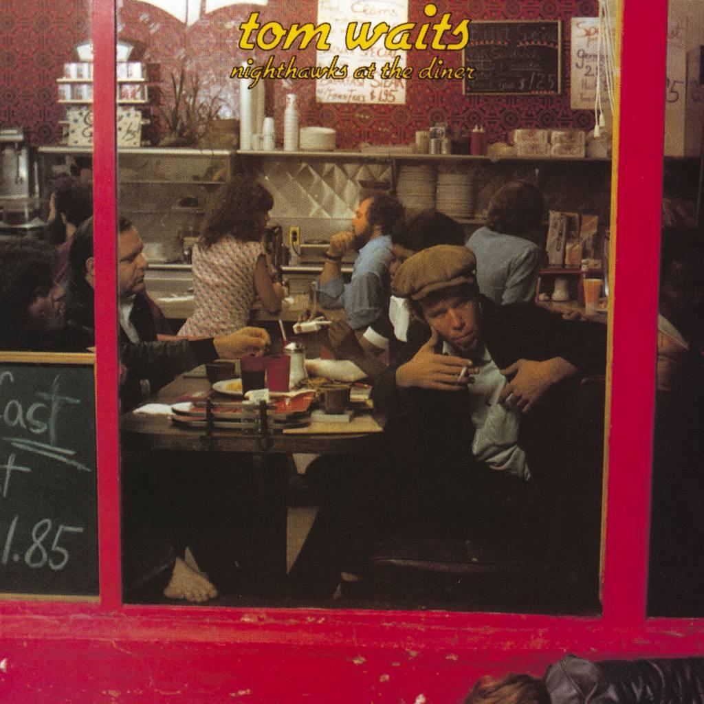 Warner Music Group Tom Waits - Nighthawks At The Diner