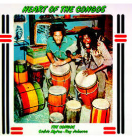 Warner Music Group Congos - Heart Of The Congos