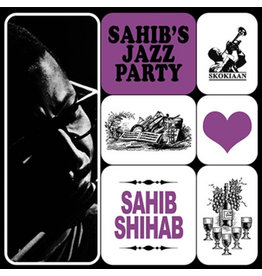 Skokiaan Sahib Shihab - Sahib's Jazz Party