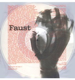 Lilith Records Faust - Faust (Clear Vinyl)