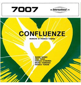 Sonar Music Editions Franco Tonani - Confluenze