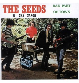 Replica Records The Seeds & Sky Saxon - Bad Part Of Town